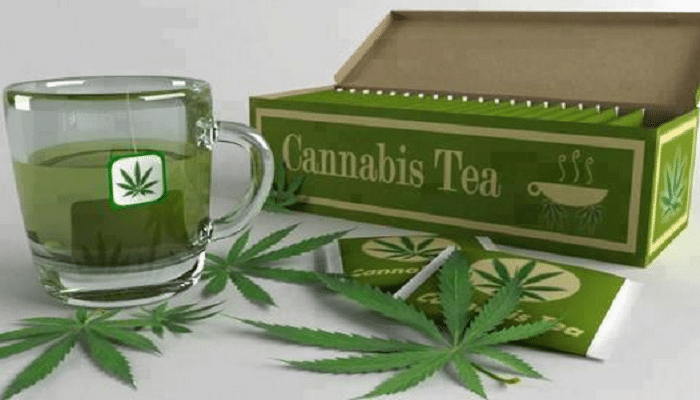 5 Reasons Why You Should Be Drinking Cannabis Tea
