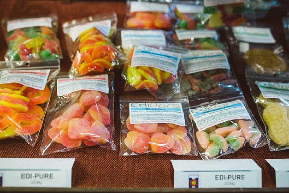edibles are a new popular way to treat medical conditions