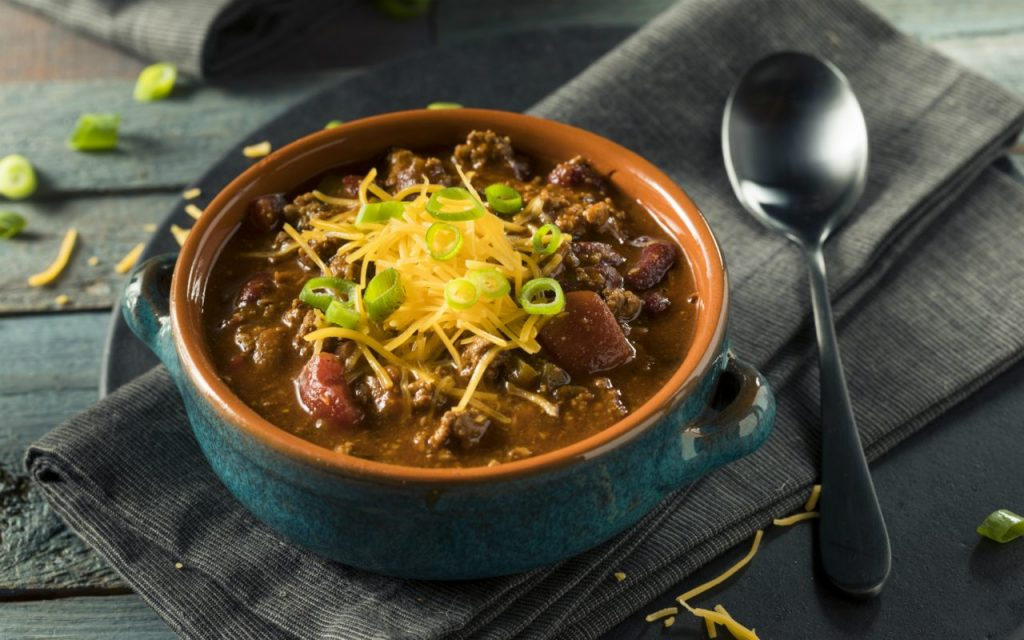 cannabis infused chili