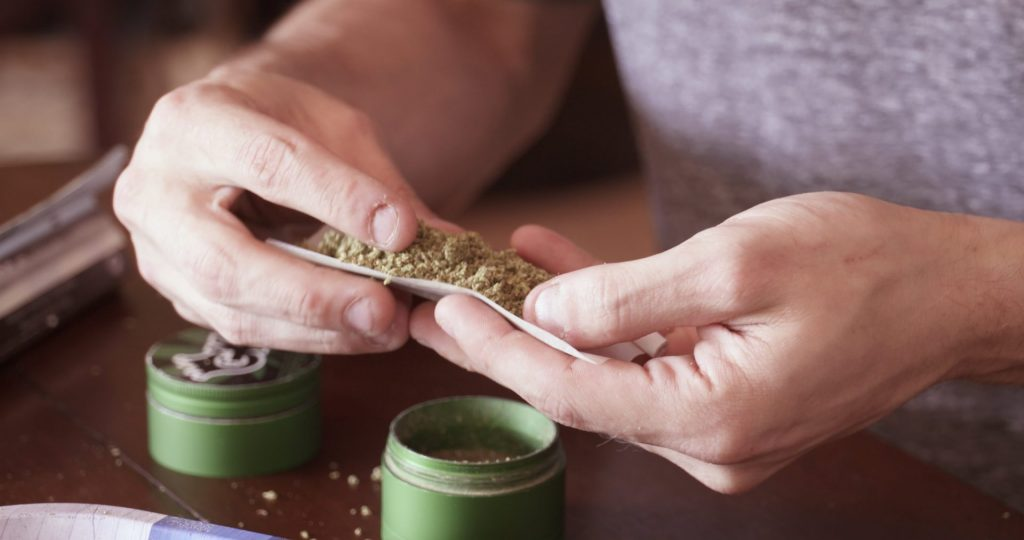 Tony Greenhand Demonstrates How to Roll the Perfect Joint