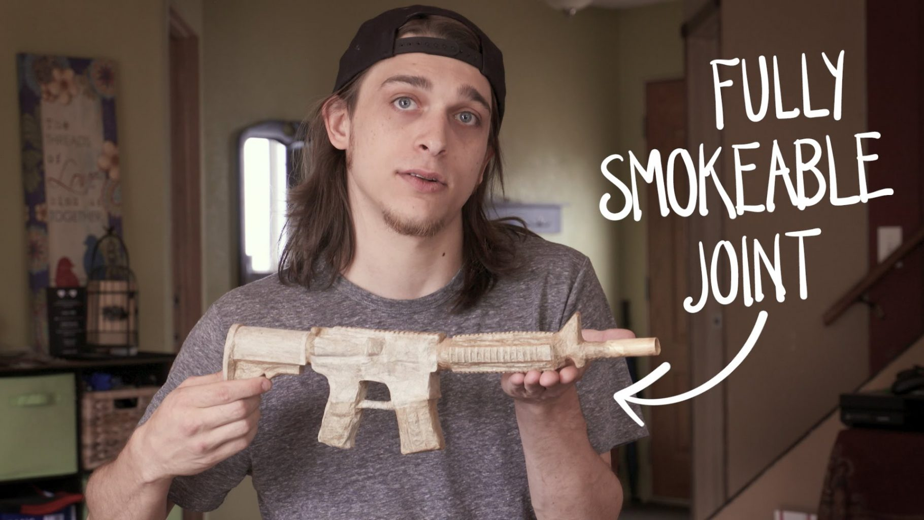Meet the World's Greatest Joint Roller