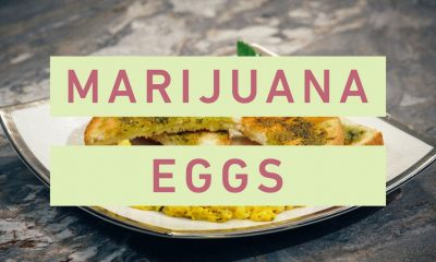 breakfast with marijuana