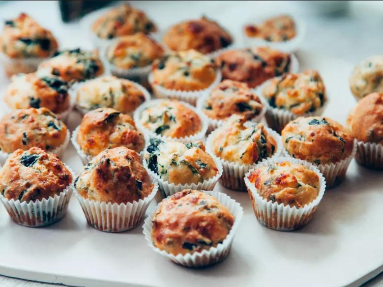 Cannabutter Zucchini Weed Muffins