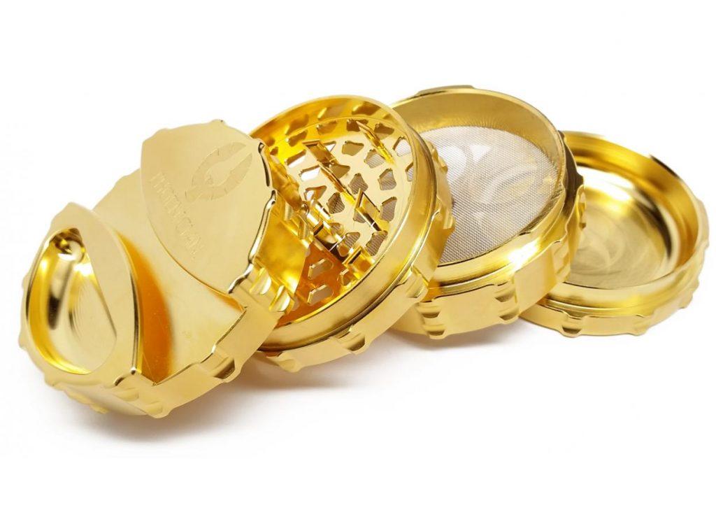 Phoenician Engineering Gold Grinder