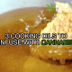 cannabis infuse cooking oils