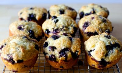 blueberry weed muffins