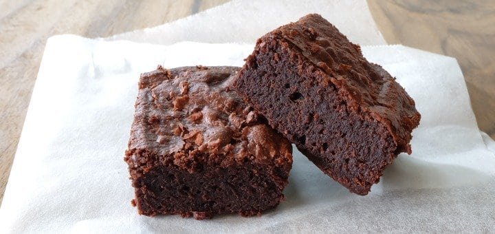 who invented the weed brownie