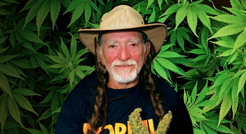 Willie Nelson's Weed Company Raises $12 Million