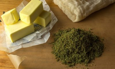 cannabis infused cocoa butter