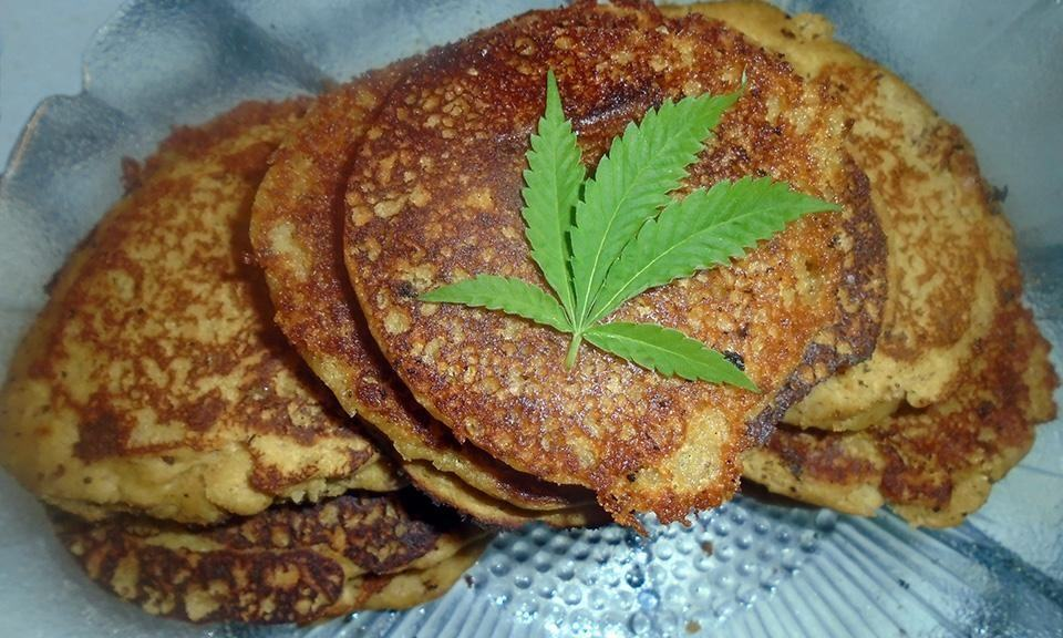 How to make pot pancakes fluffy and tasty higher mentality pot pancakes ccuart Gallery