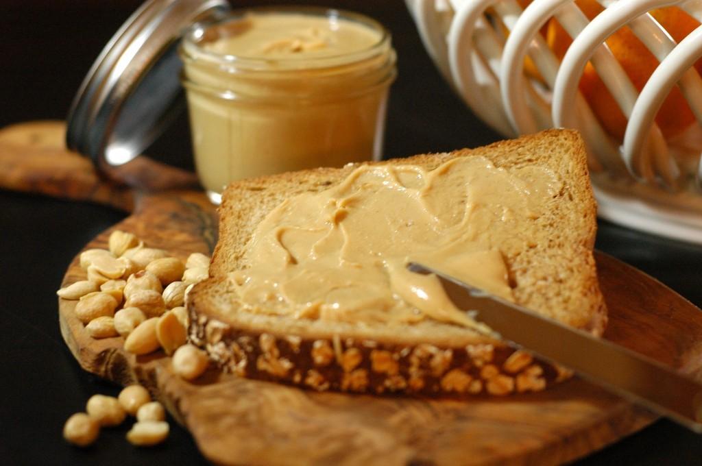cannabis peanut butter