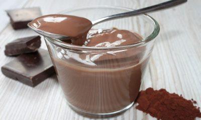 cannabis chocolate pudding