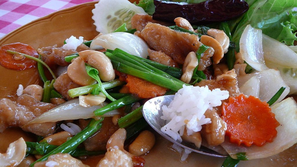 Le Chef Gourmand – Blue Thai Island Stir-Fry