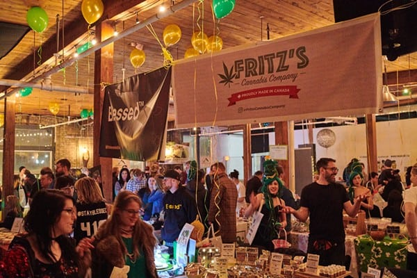 craft cannabis popup market