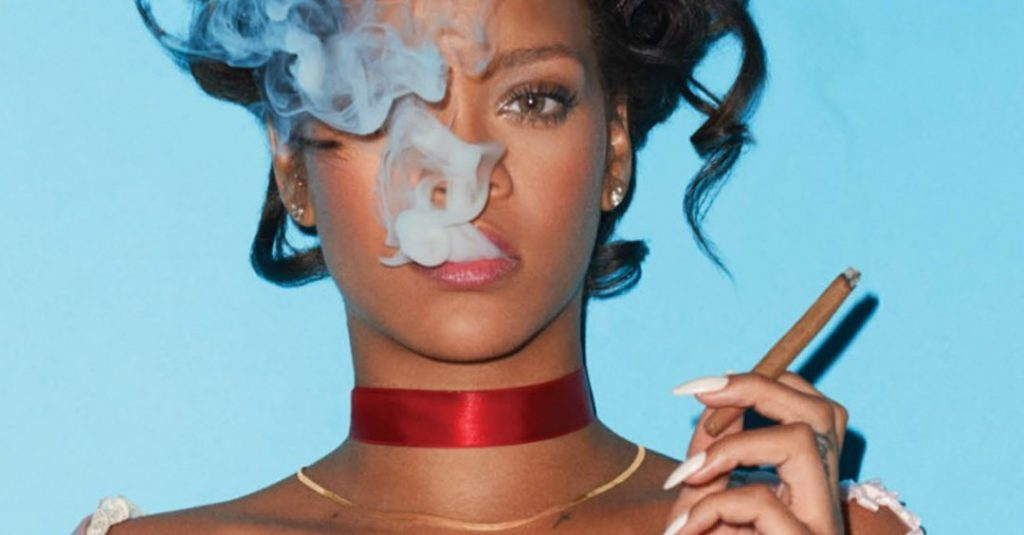 Bad Gal Rihanna: We Love Her as Much as She Loves Weed