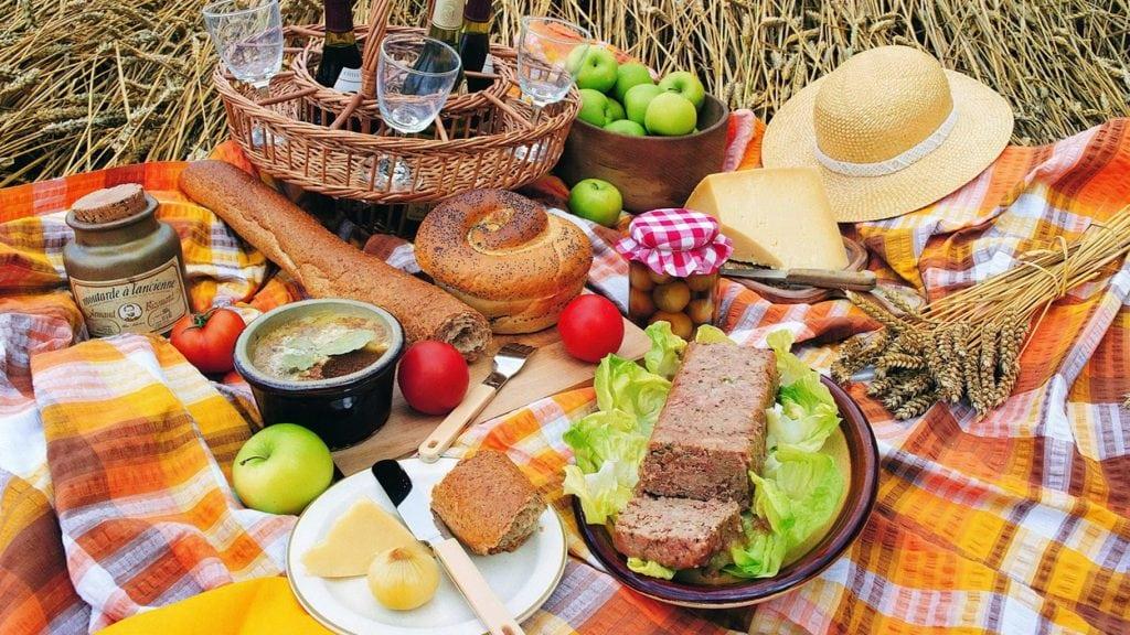 food for picnics
