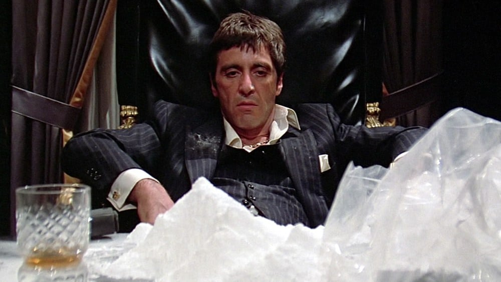 Here's How Scarface Would End If Tony Smoked Weed Instead