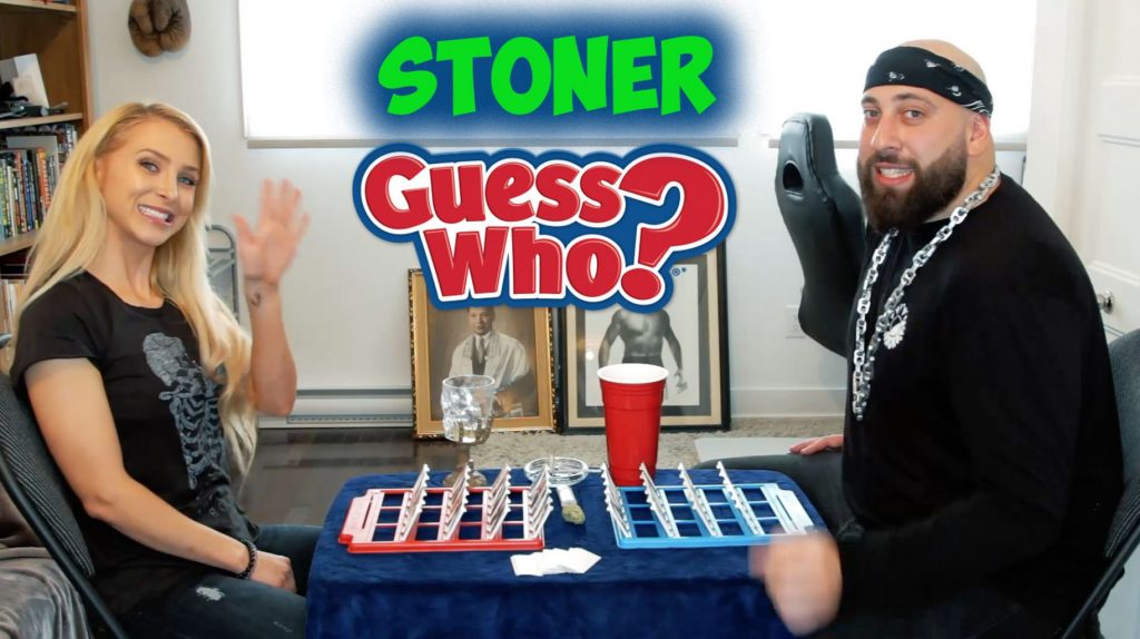 [Watch] Alix Lynx and Tyler Lemco Play 'Stoner Guess Who?'