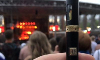 Gold Therapy Vape Pen Review at the TDE Championship Tour Starring Kendrick Lamar