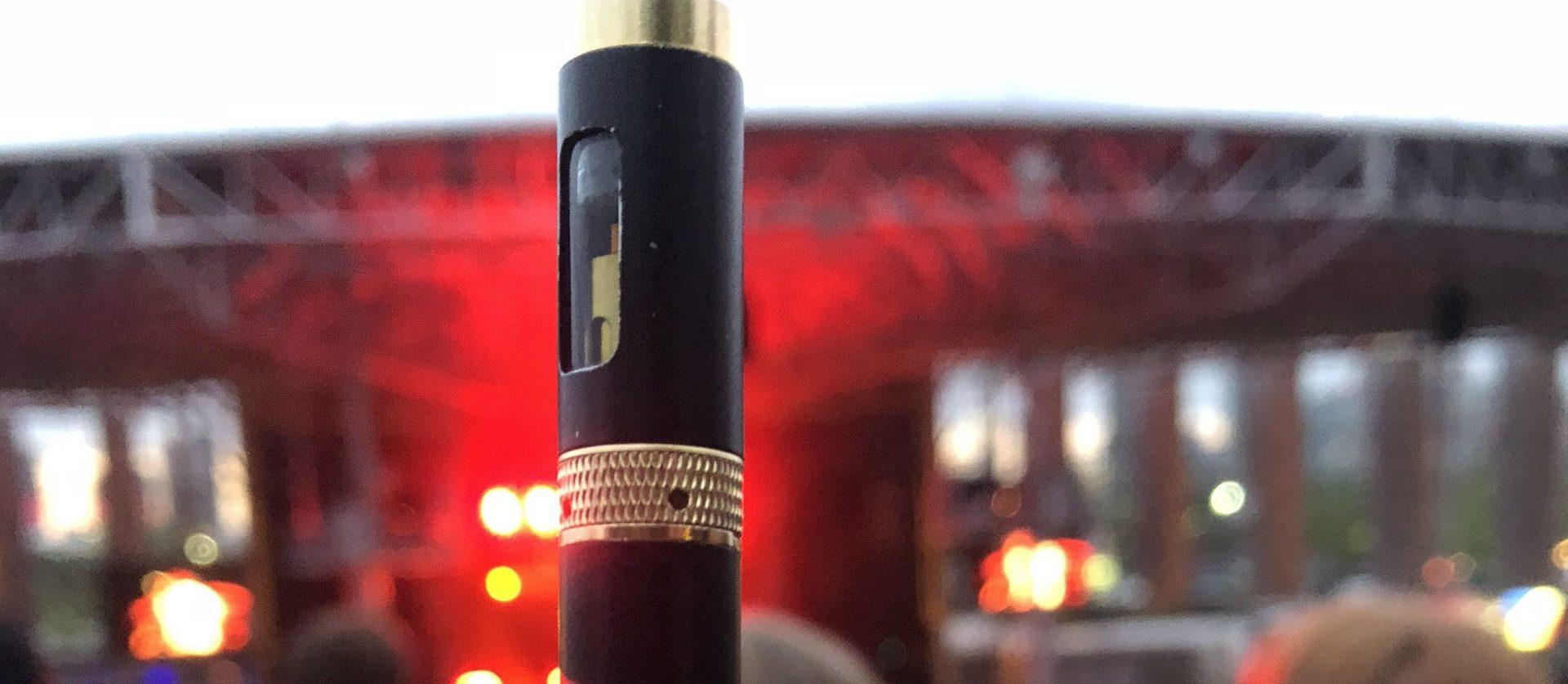 gold therapy vape pen Kendrick Lamar TDE Championship Tour