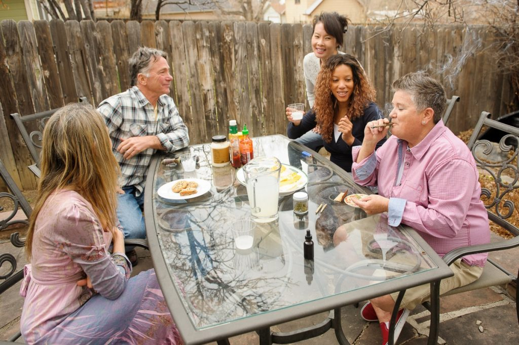 Babyboomers Smoke More Weed Than You! Stats on Stoner Moms and Dads