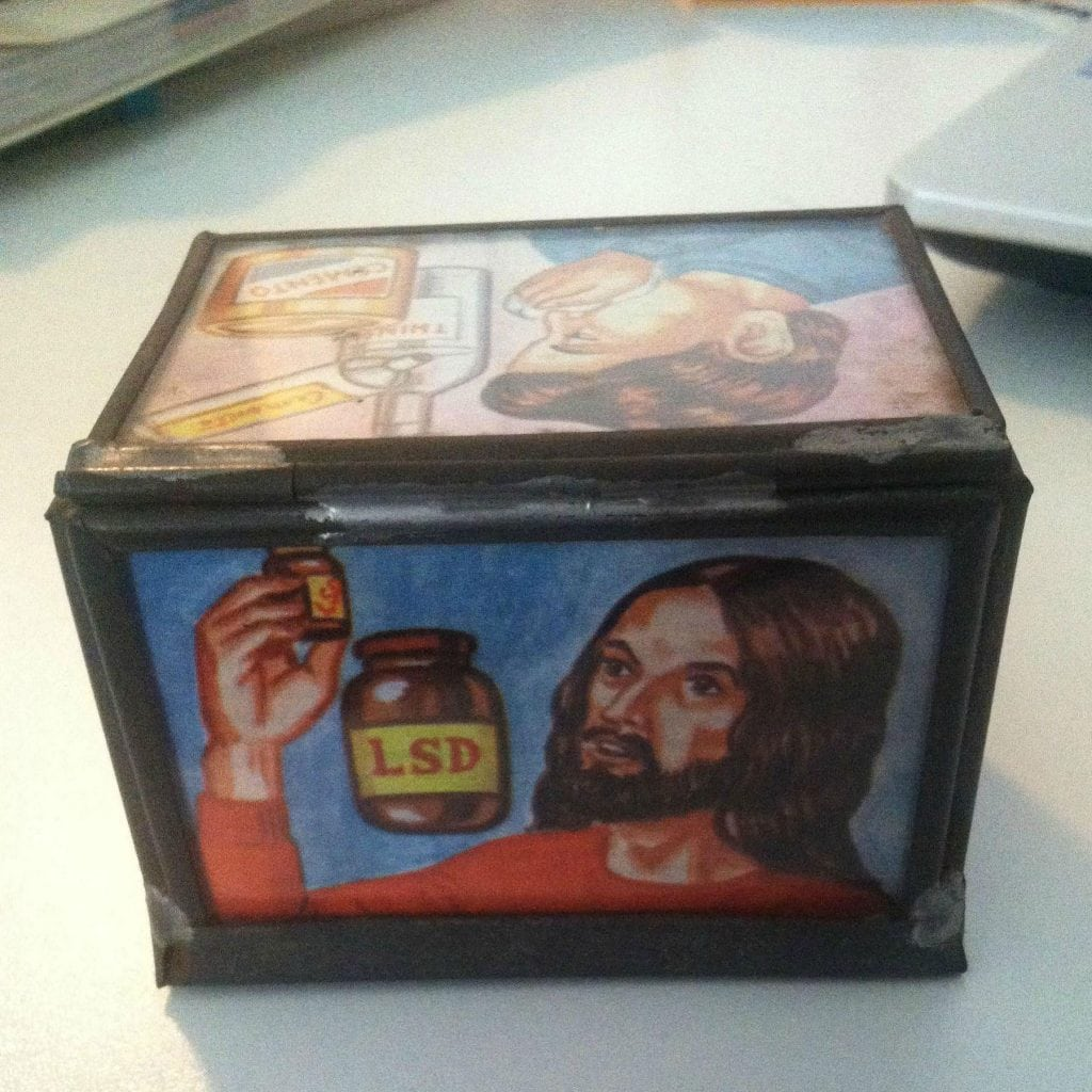 A Stash Story: Party Jesus