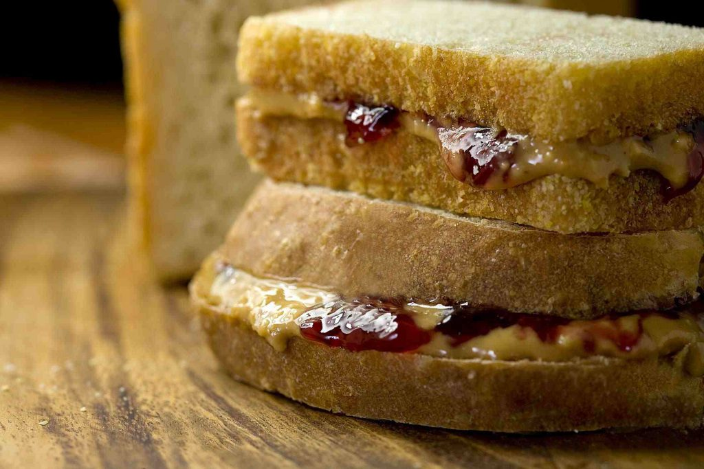How To Make An Artisan PB&J Sandwich From Scratch | Le Chef Gourmand