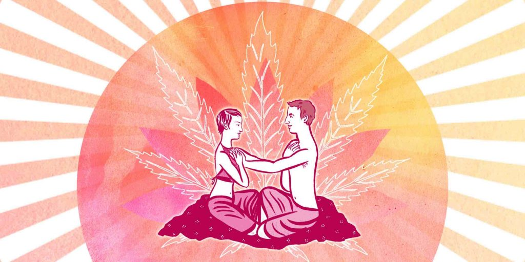 Yoga and Cannabis: A Yogi's Dream Come True