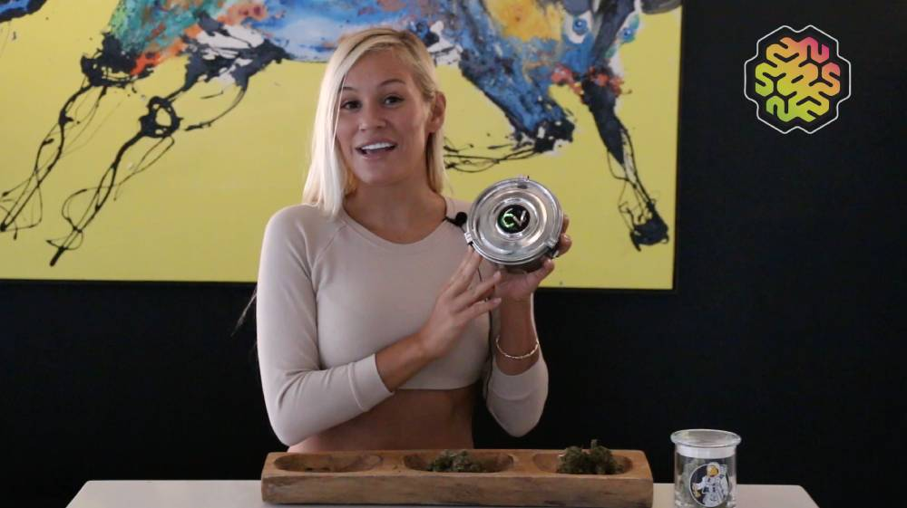 How to Keep Your Weed Fresh with CVault and Theresa Longo