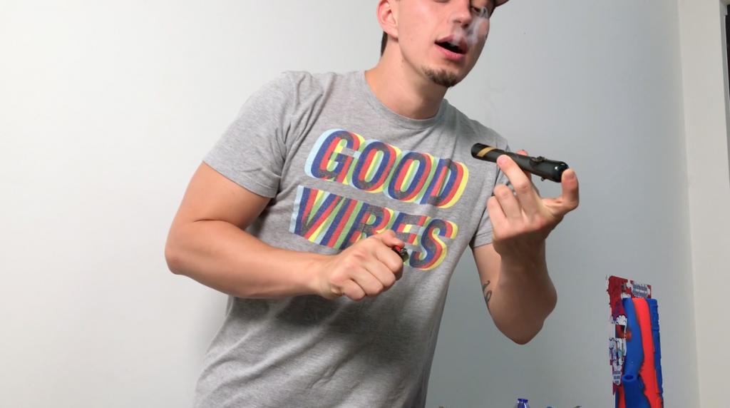 ice bong ellevan weed gadgets