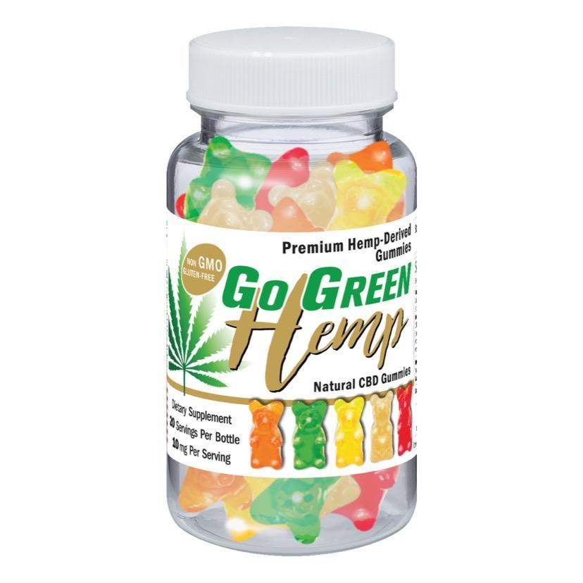 CBD gummy bears