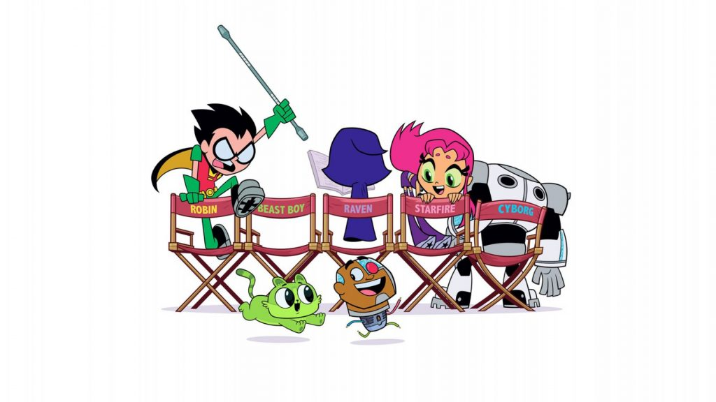 Teen Titans Go! To the Movies Review with Rob Fee