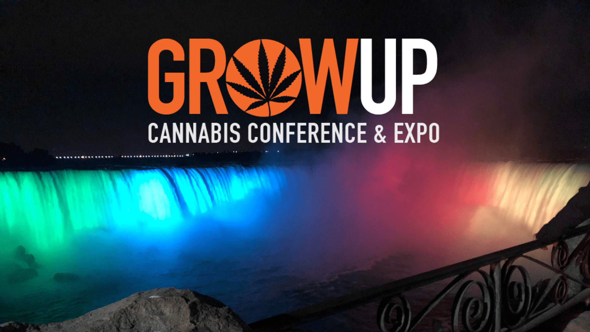 Kevin O'Leary Talks Cannabis | 2018 Grow Up Conference and Cannabis Expo Recap