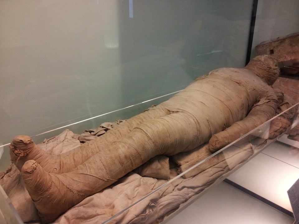how old is marijuana? the weed wrapped mummy marijuana dates back to ancient past
