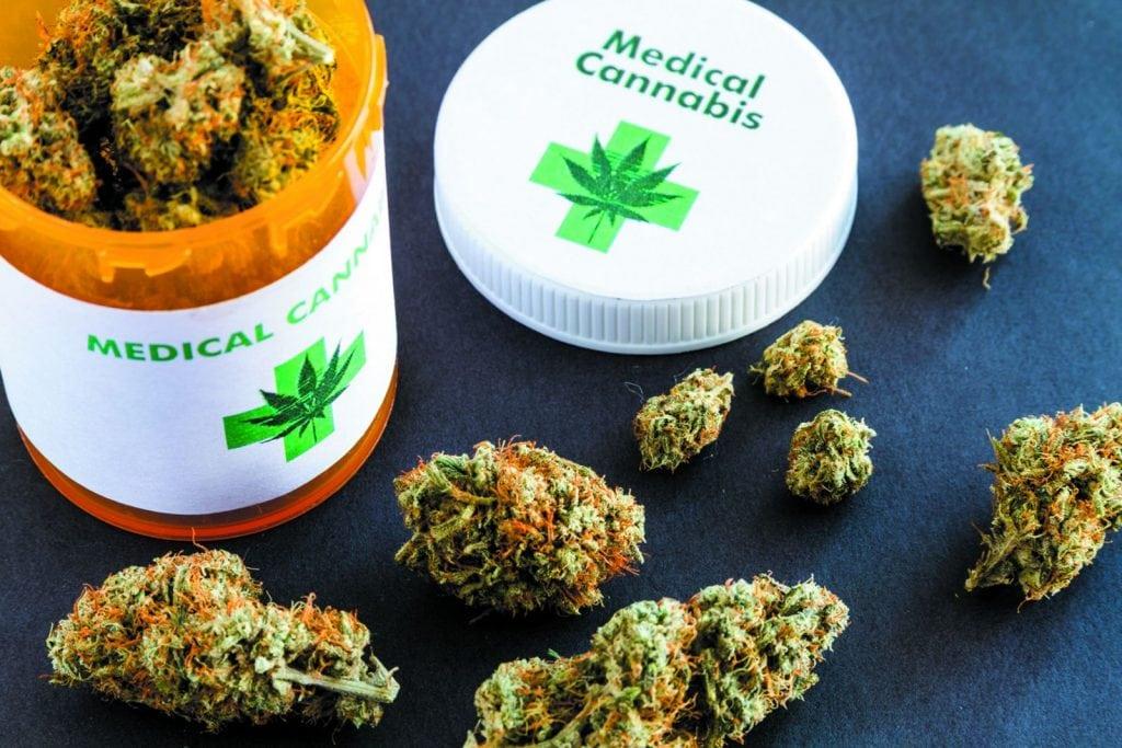 growing marijuana as a medicine