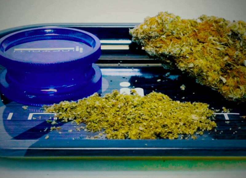 Infyniti Rolling Tray and Grinder Review