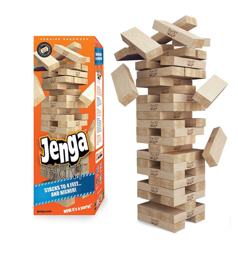 Jenga Blocks game