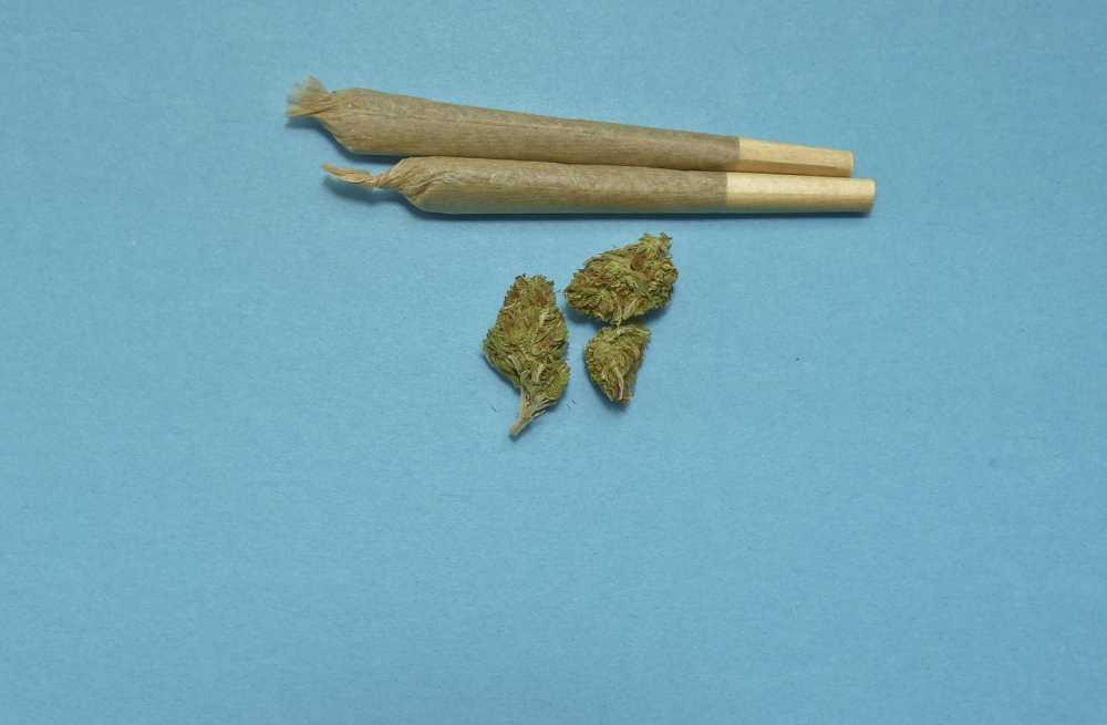 Marijuana joints
