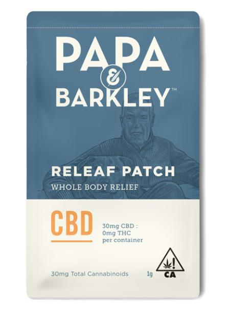 Papa and Barkley Transdermal CBD Patches