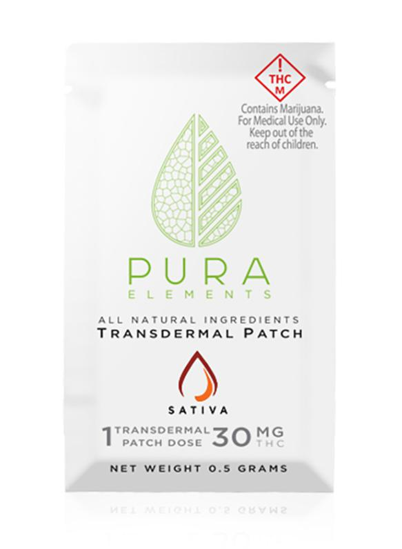 Pura Elements CBD Patches