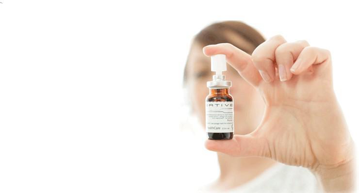 Sativex thc spray bottle