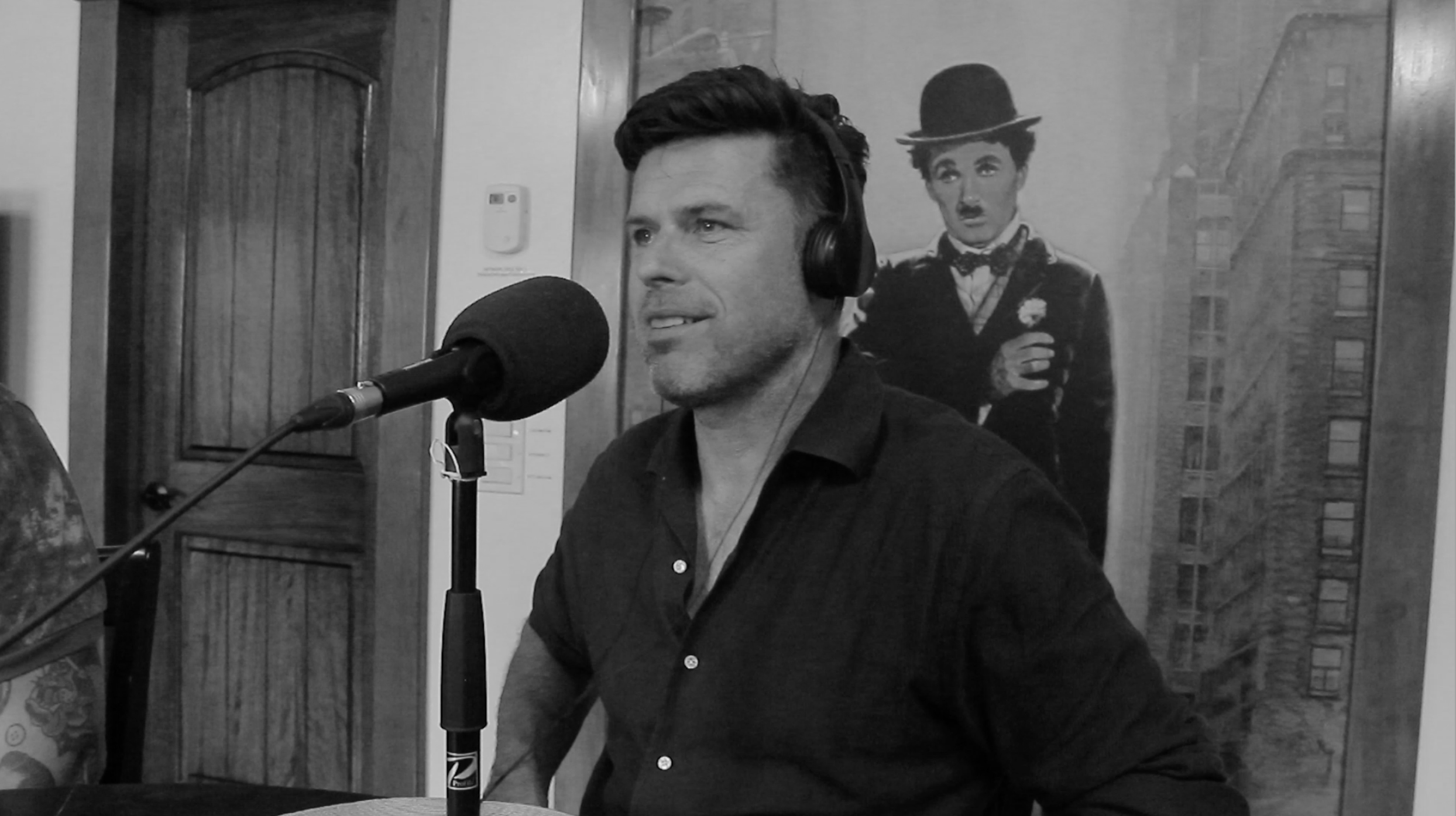 Podcast – Adam Garone – Movember – #VeniceSessions