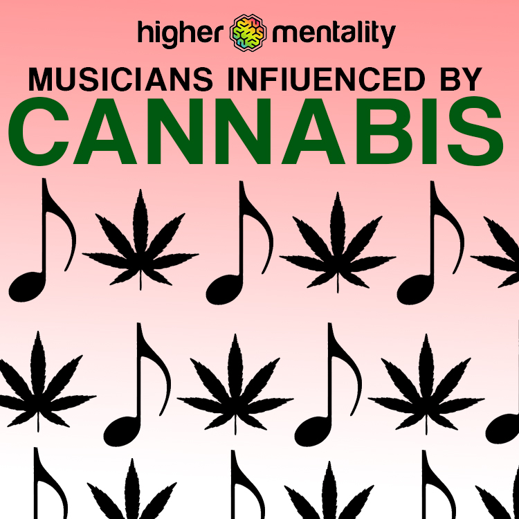 Famous Musicians Influenced by Cannabis