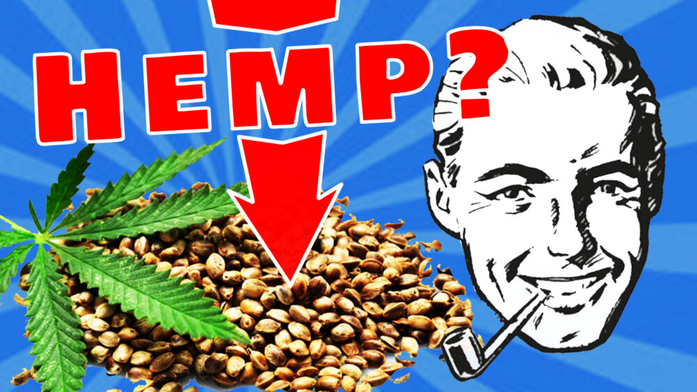 Reefer Madness Returns – Hemp! – The Plant of Evil!