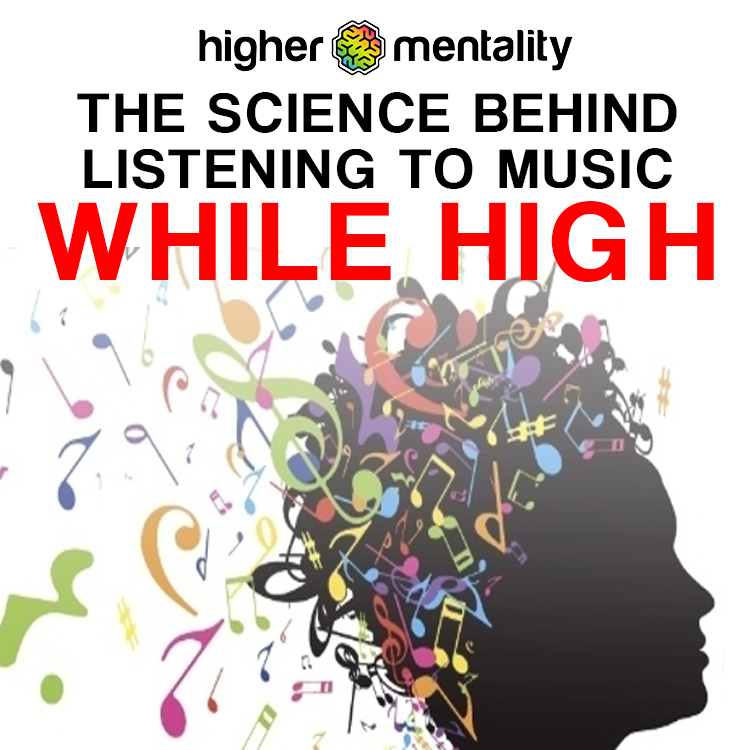 The Science Behind Listening to Music While High