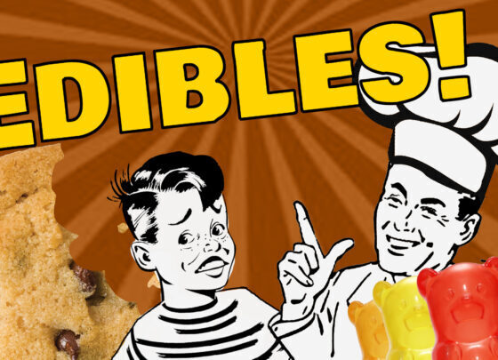 Cannabis Edibles are Evil - Reefer Madness Returns