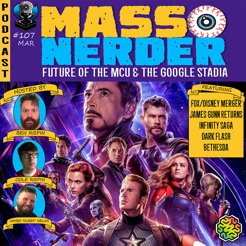 Future of the MCU & The Google Stadia – Mass Nerder