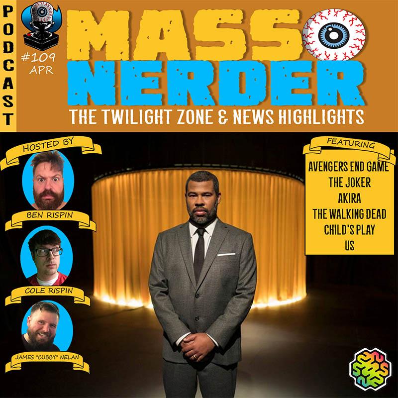 Mass Nerder – Twilight Zone and News Highlights