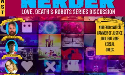 Mass Nerder - Love Death & Robots Series Discussion