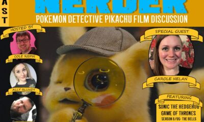 Mass Nerder - Pokémon Detective Pikachu Film Discussion